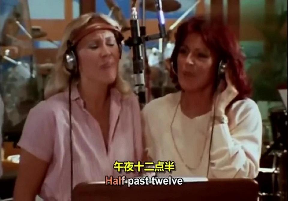 ABBA - Gimme! Gimme! Gimme! (A Man After Midnight  国语版是费翔的《恼人的秋风》
